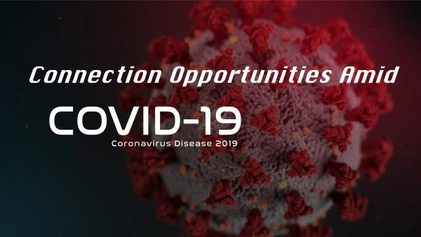 COVID-19 Connection Opportunities Image